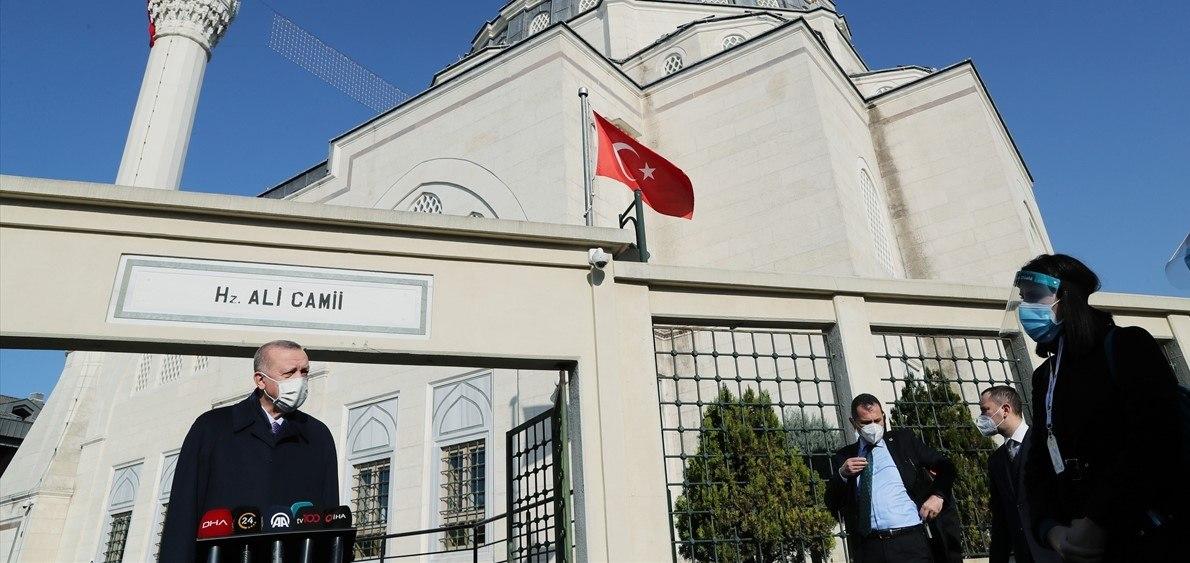 Erdoğan: Oğuzhan Asiltürk ile görüşmemizde İttifak meselesini konuştuk