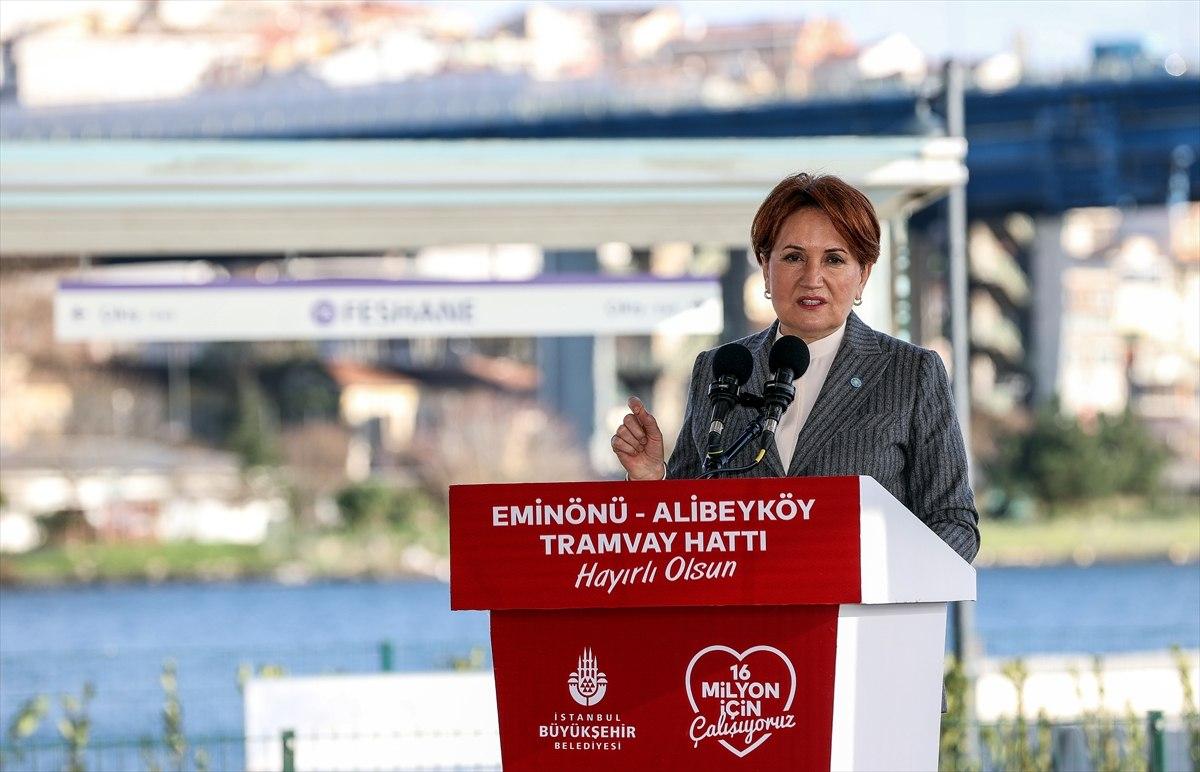 Akşener: Millet İttifakı'nın belediye başkanlarından memnunuz