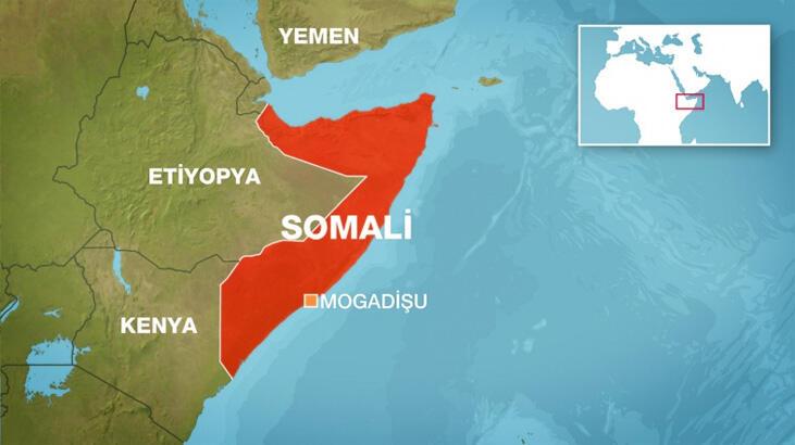 Somali'de Türk şirketi çalışanlarına bombalı saldırı