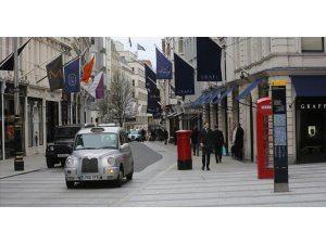İngiltere'de şirketlerin satışları 2020'in son çeyreğinde yüzde 16,1 düştü