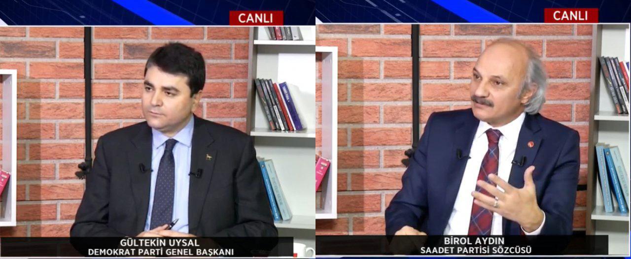 Saadet Partisi ve Demokrat Parti'den Millet İttifakı'ndan ayrılacakları iddiasına açıklama