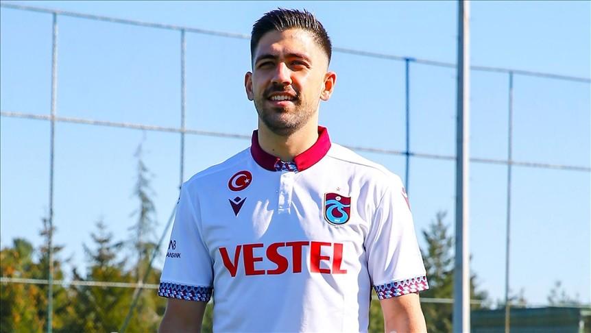 Anastasios Bakasetas Trabzonspor'da