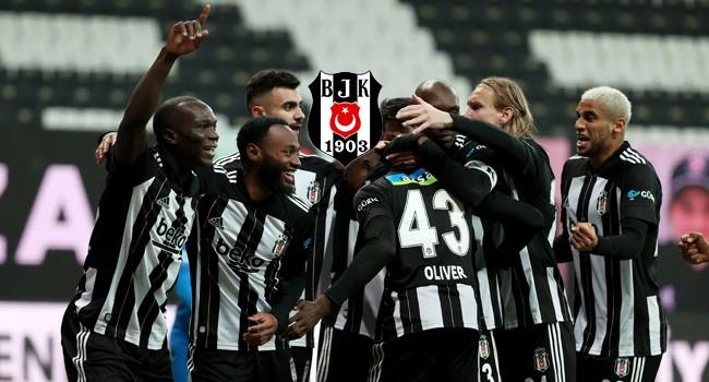 Süper Lig'de 2020'nin lideri Beşiktaş