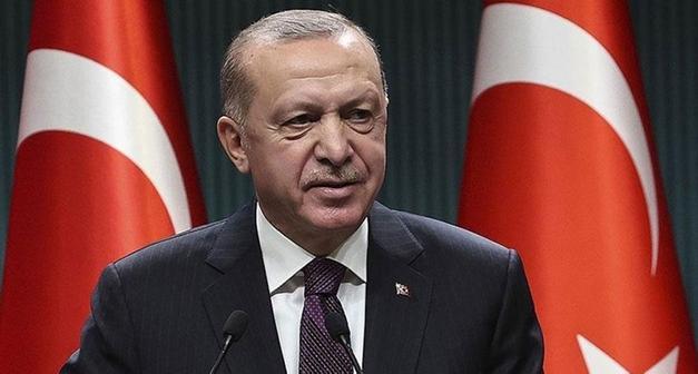 CumhurbaşkanıErdoğan'dan 10 Ocak Çalışan Gazeteciler Günü mesajı