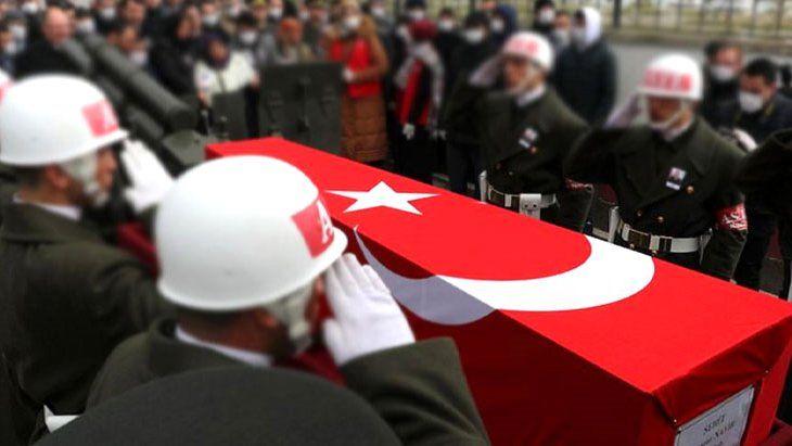 Diyarbakır Lice kırsalında bir asker şehit oldu