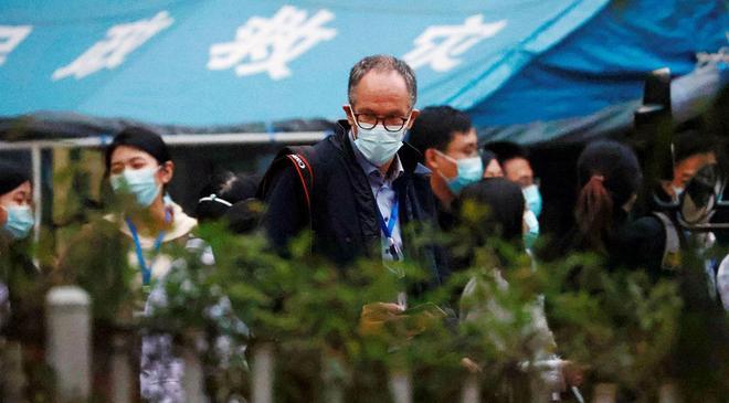 Çin nihayet DSÖ'ye Vuhan'daki gıda pazarını incelemeye izin verdi