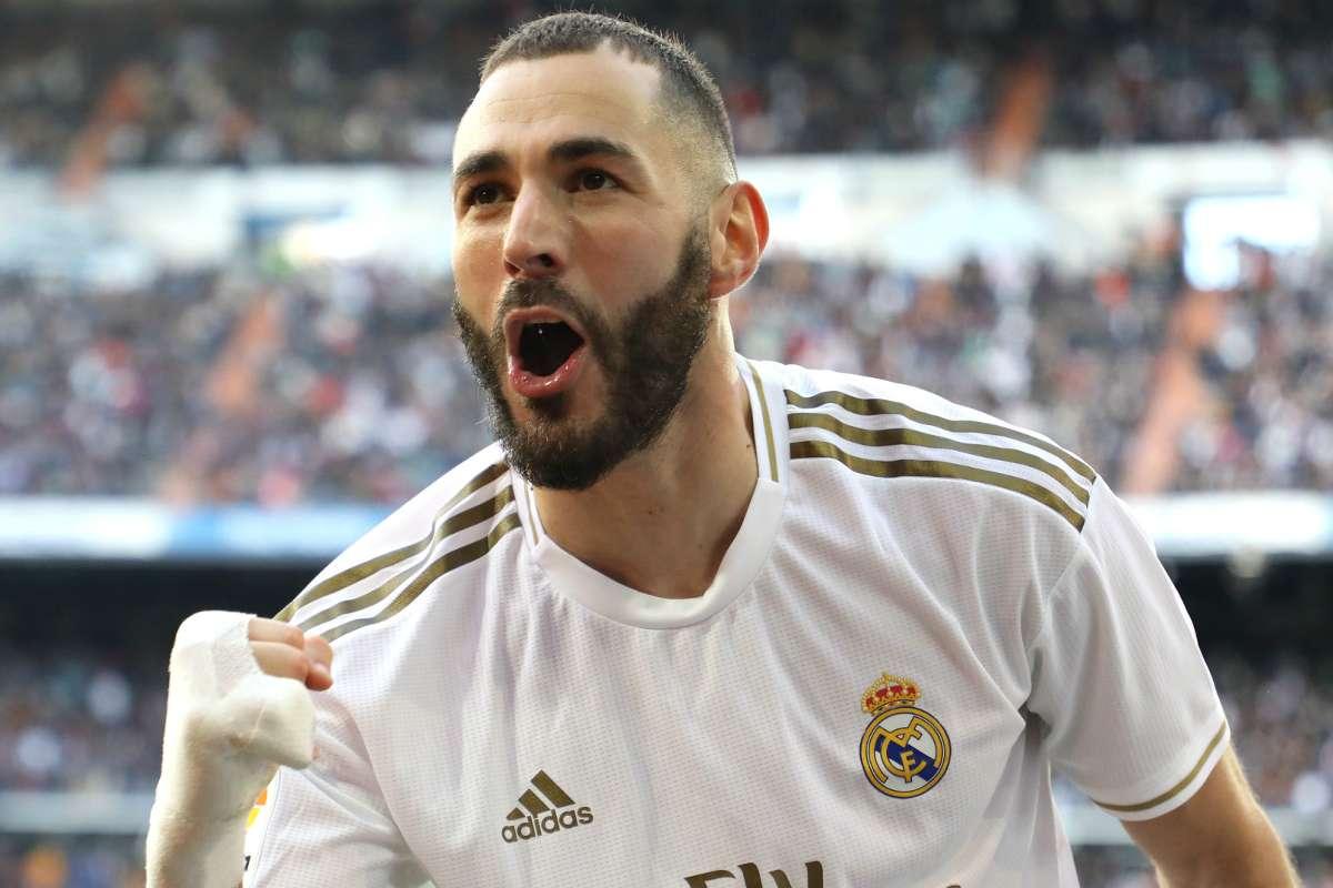 Karim Benzema Fransa'da mahkemeye sevk edildi