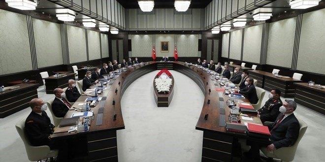 Türkiye Doğu Akdeniz'deki menfaatlerini korumakta kararlı