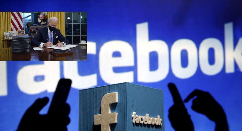 Biden'da Sosyal medya şirketleri ile savaşa devam edecek mi?
