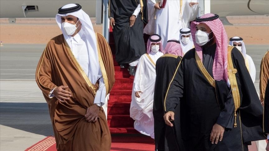 Suudi Arabistan ile Katar arasında diplomatik ilişkiler yeniden başladı