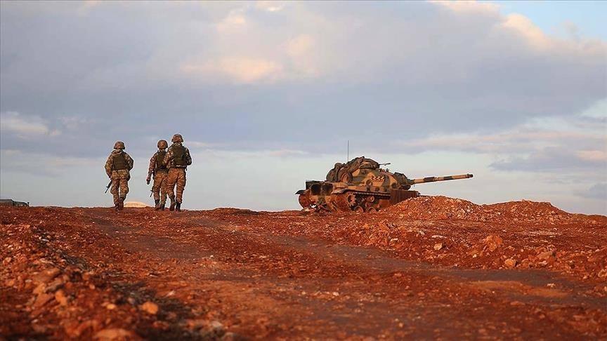 Suriye'de 7 PKK'lı etkisiz hale getirildi
