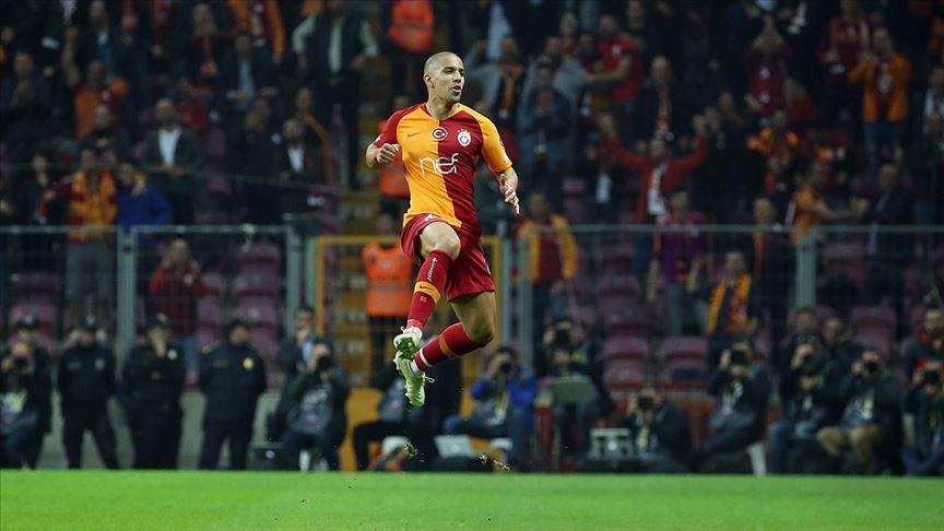 Sahasında farklı kazanan Galatasaray, zirve takibini sürdürdü