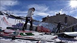 Kayak merkezleri için Kovid-19 genelgesi