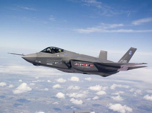 ABD F-35'lerin tam kapasite seri üretim kararını askıya aldı
