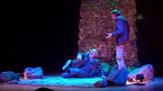 """""""Bir Kuyu Üç Yusuf"""" oyunu Konya'da sahneleniyor"""
