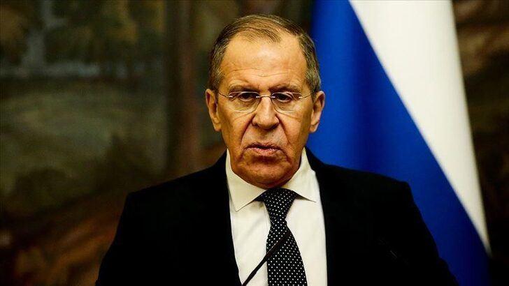 """Rusya Dışişleri Bakanı Lavrov: """"AB ile çıkarlarımızın örtüştüğü alanlarda iş birliğine hazırız"""""""