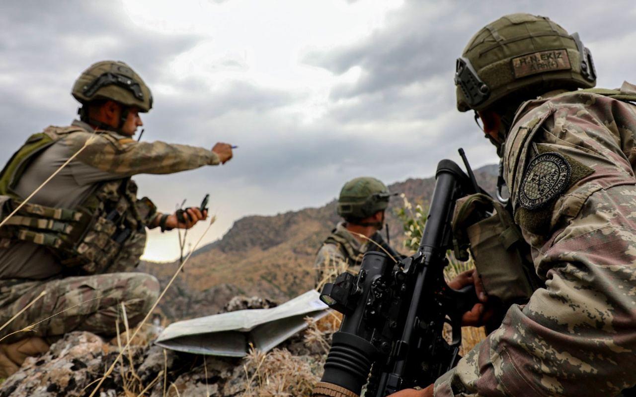 11 PKK'lı etkisiz hale getirildi