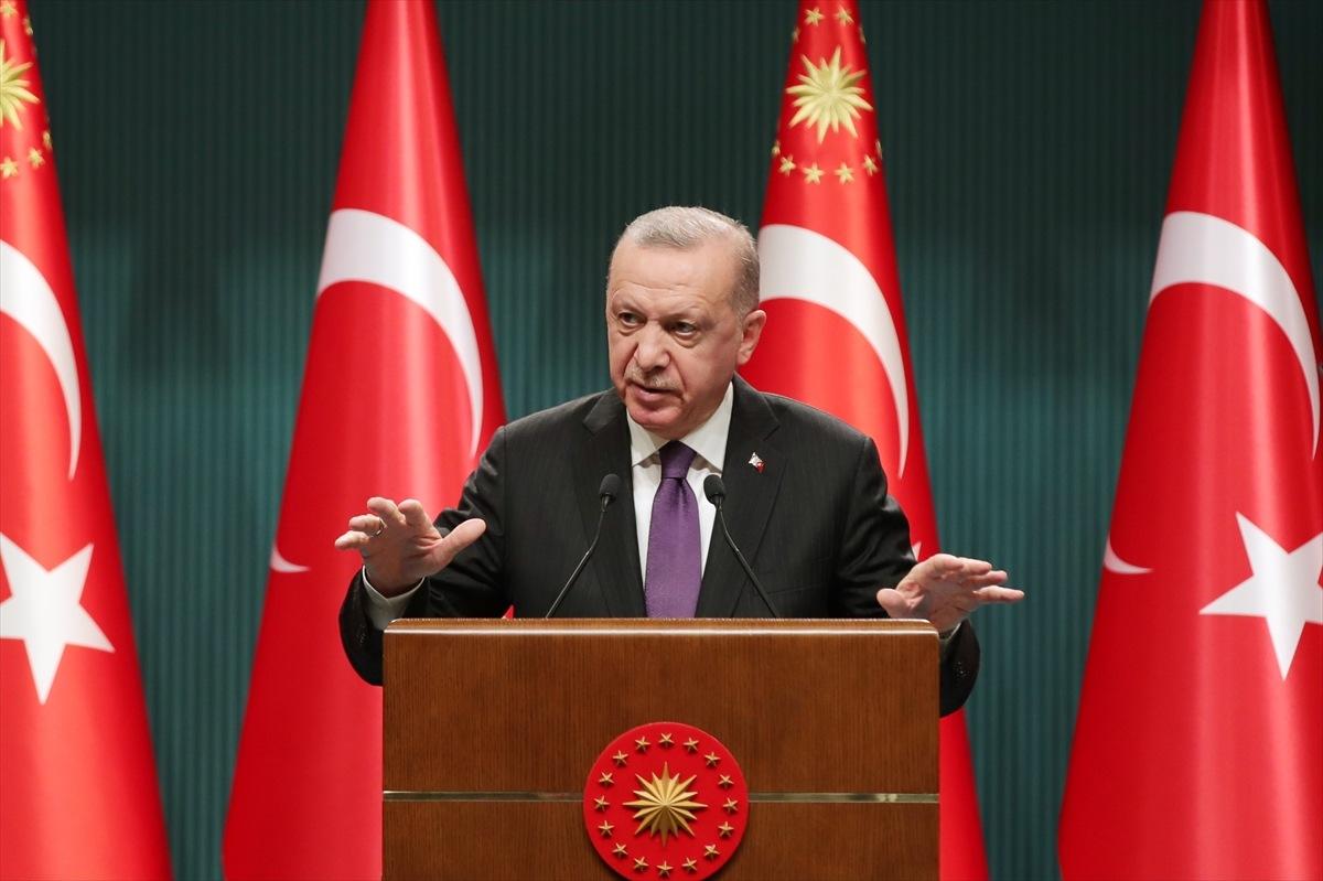 Erdoğan: Köy okullarında 15 Şubat'ta eğitim öğretime başlayacak