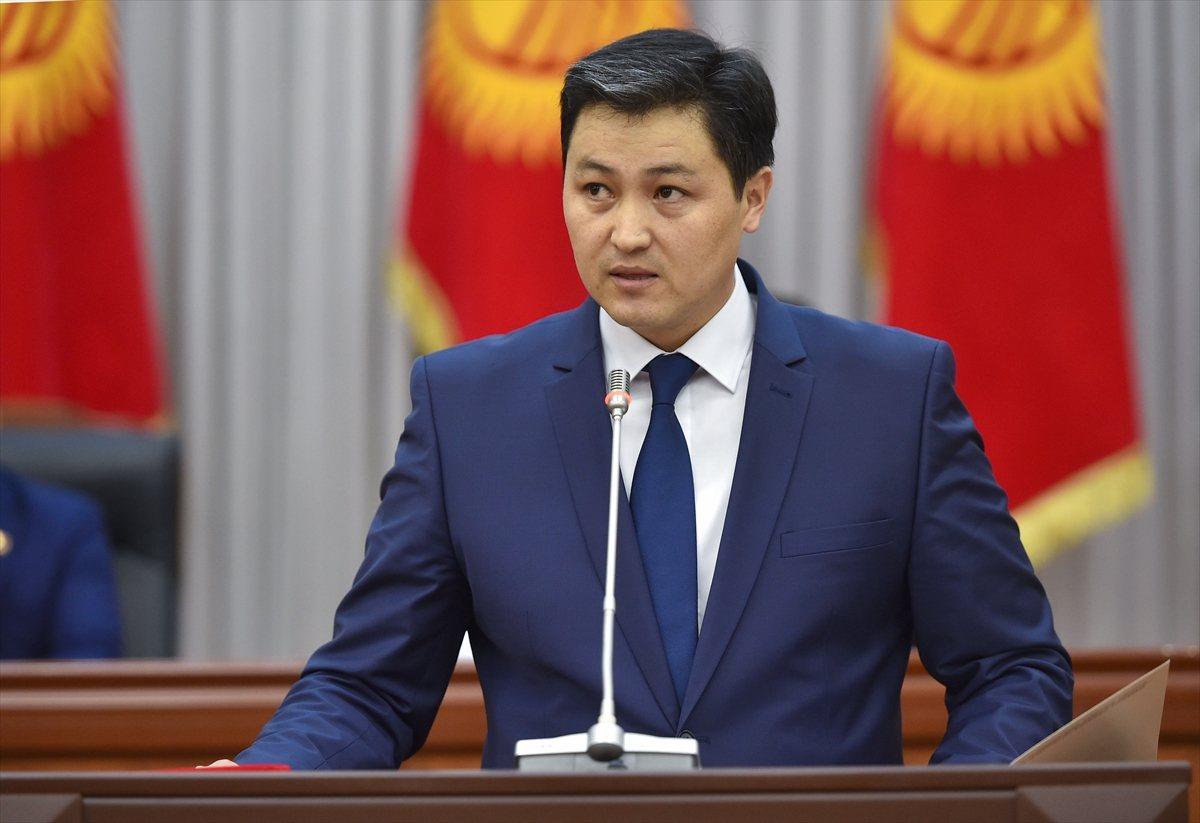 Kırgızistan'ın yeni başbakanı 41 yaşındaki Maripov oldu