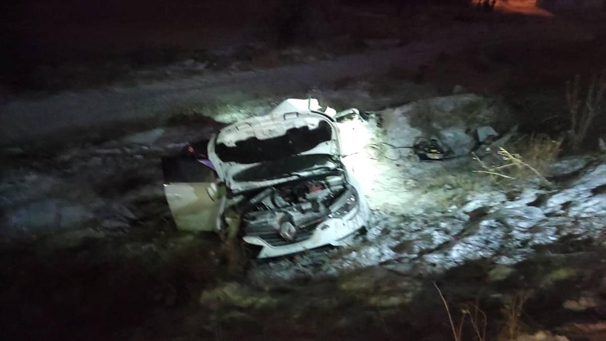 Konya'daki kazada 5 ölü, 38 yaralı