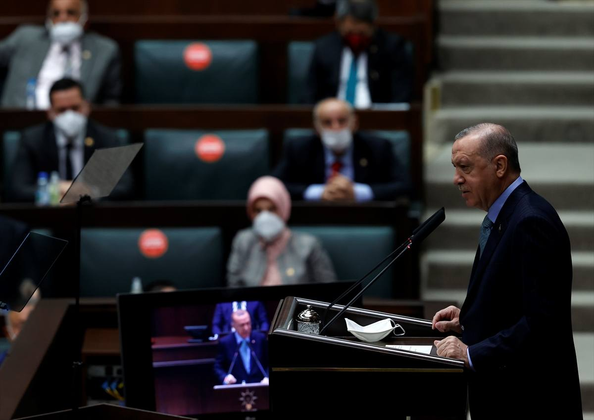 Erdoğan: CHP süzme faşist bir partidir