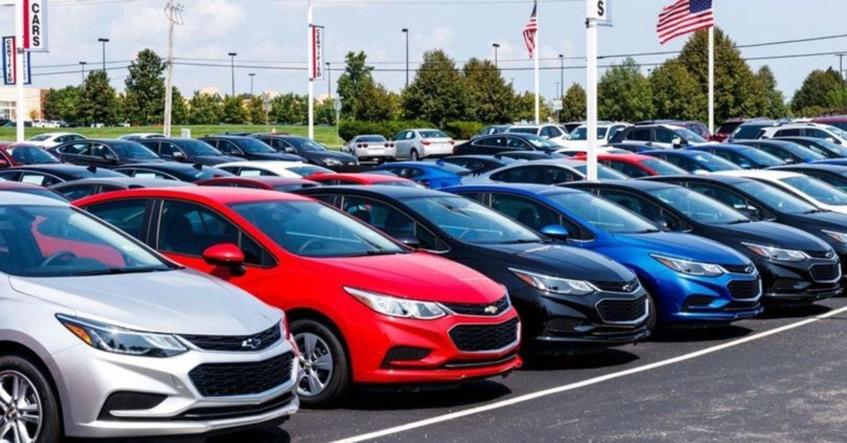 ABD'li otomobil üreticileri, Biden yönetimiyle anlaştı