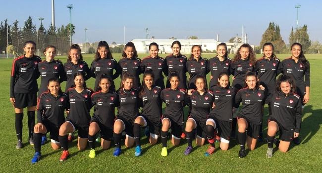 19 Yaş Altı Kadın Milli Futbol Takımı'nın aday kadrosu açıklandı