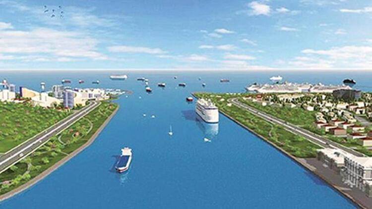 Kanal İstanbul için bu yıl kazma vurulacak