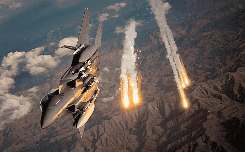 ABD Suriye'deki İran destekli grupları vurdu