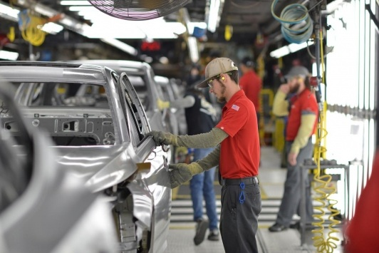 ABD'de sanayi üretimi ocakta beklentileri geride bıraktı