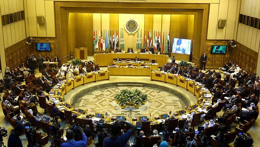 Arap Birliği dışişleri bakanları toplantısı Mısır'da başladı