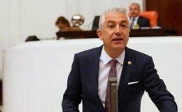 Denizli Milletvekili Sancar CHP'den istifa etti