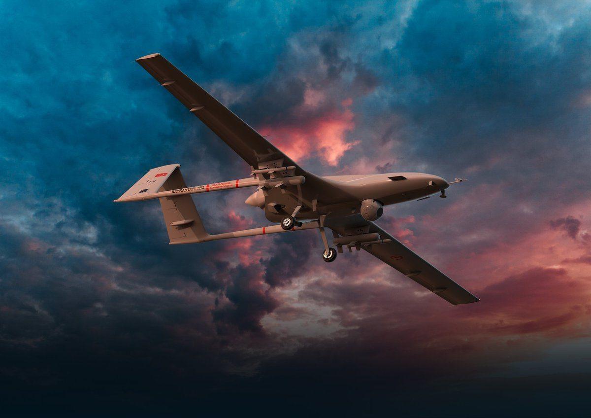 Bayraktar TB2'den 300 bin uçuş saat uçuş rekoru