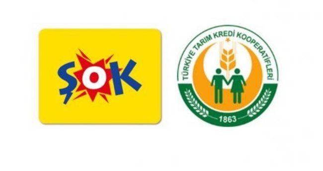 ŞOK Marketlerden Tarım Kredi Kooperatifleri ile iş birliği