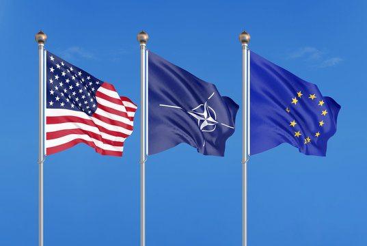 AB ve NATO'dan ABD'ye, Rusya ve Çin'e karşı birliktelik çağrısı