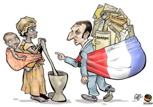 Fransa geçmişinden kaçıyor