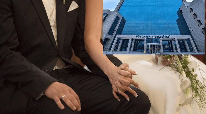Mansur Yavaş'tan Ankara'da evleneceklere destek