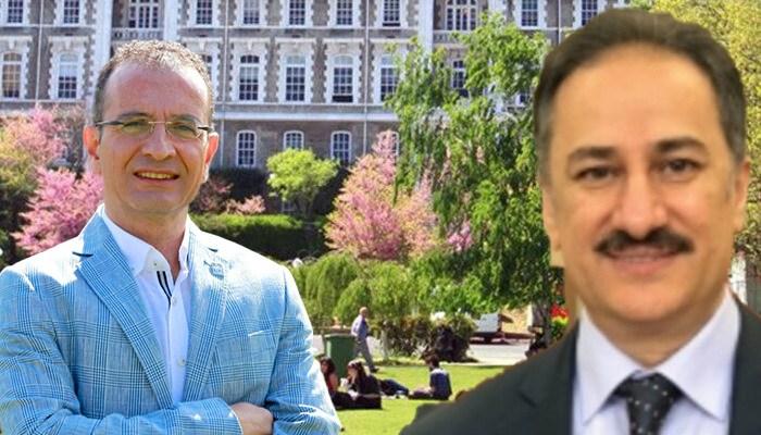 Boğaziçi Üniversitesine yeni rektör yardımcıları belli oldu