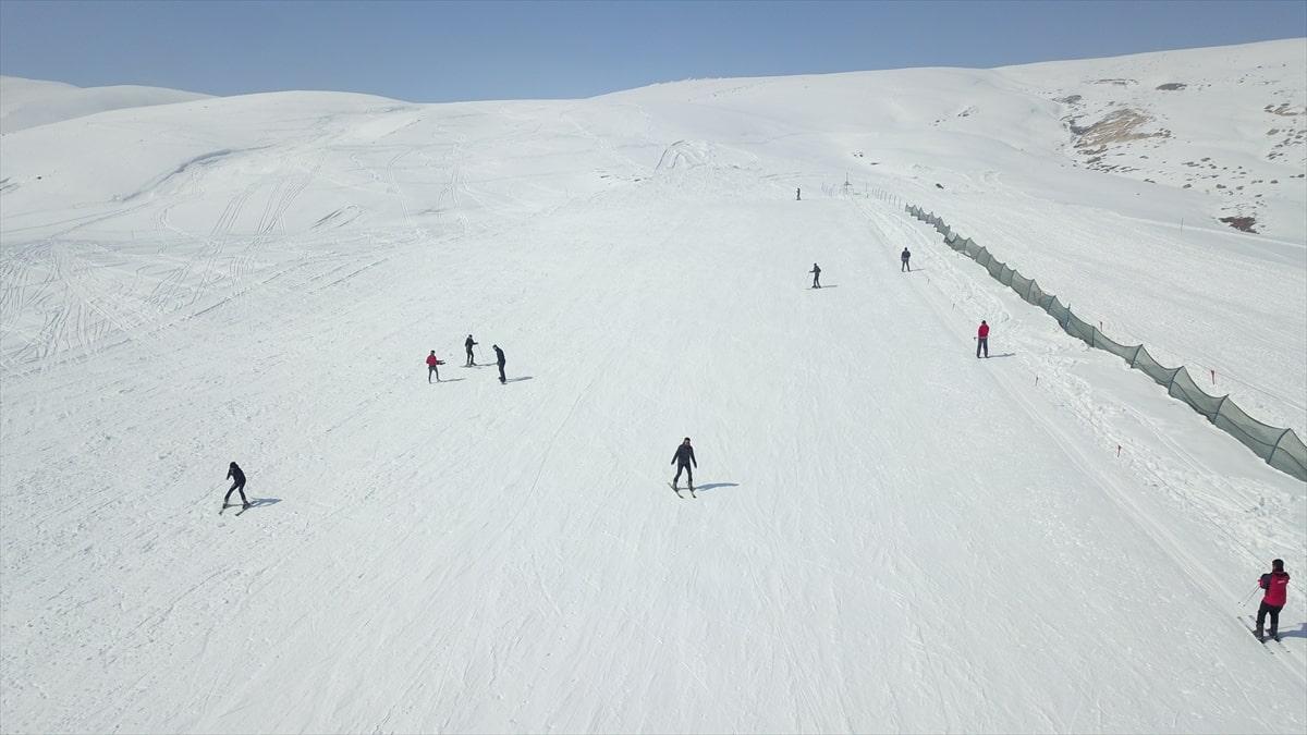 Van'da kayak ve kaplıca keyfi bir arada yaşanacak