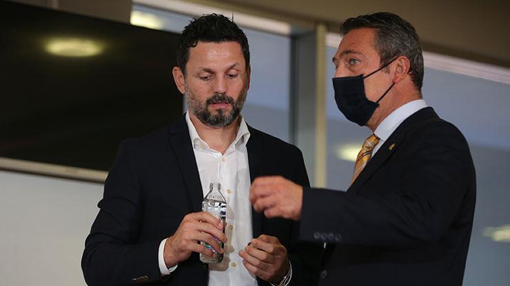 Fenerbahçede başkan Ali Koç ipleri eline aldı