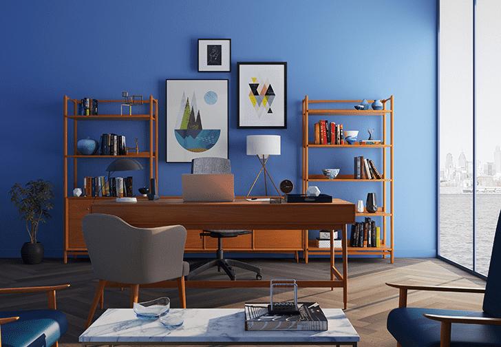 Evden çalışma, ofis eşyası satışlarına olan talebi artırdı