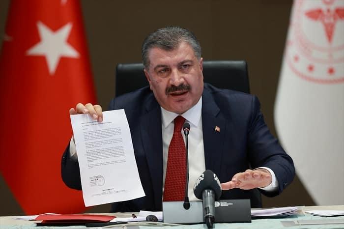Koca, CHP'nin Çin aşısıyla ilgili iddialarına cevap verdi