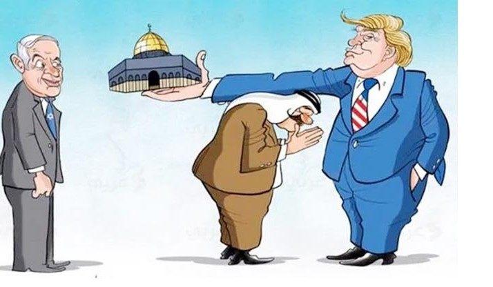 Körfez Ülkelerinden Yahudilere destek dolu dizgin