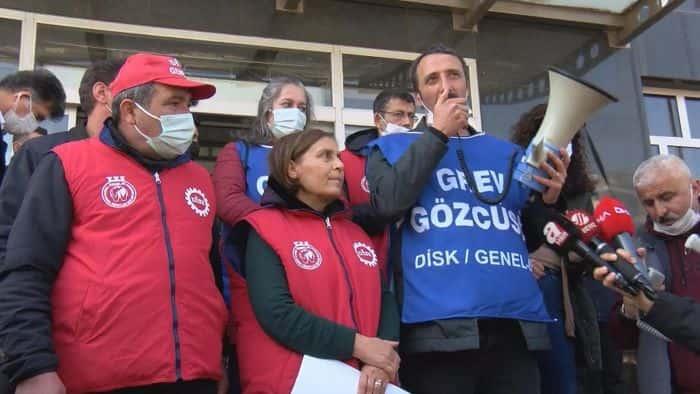 Maltepe Belediyesinde grev sona erdi