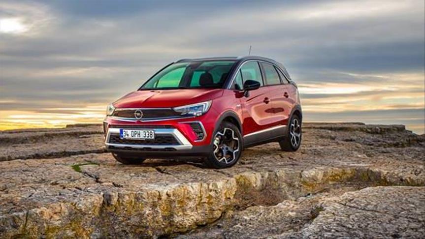 Yeni Opel Crossland'e yoğun talep var