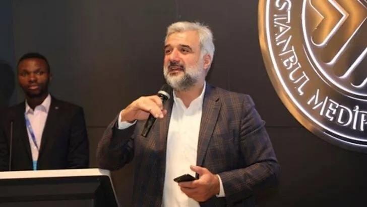 """Ak Parti İstanbul İl Başkanı adayı """"Osman Nuri Kabaktepe"""""""
