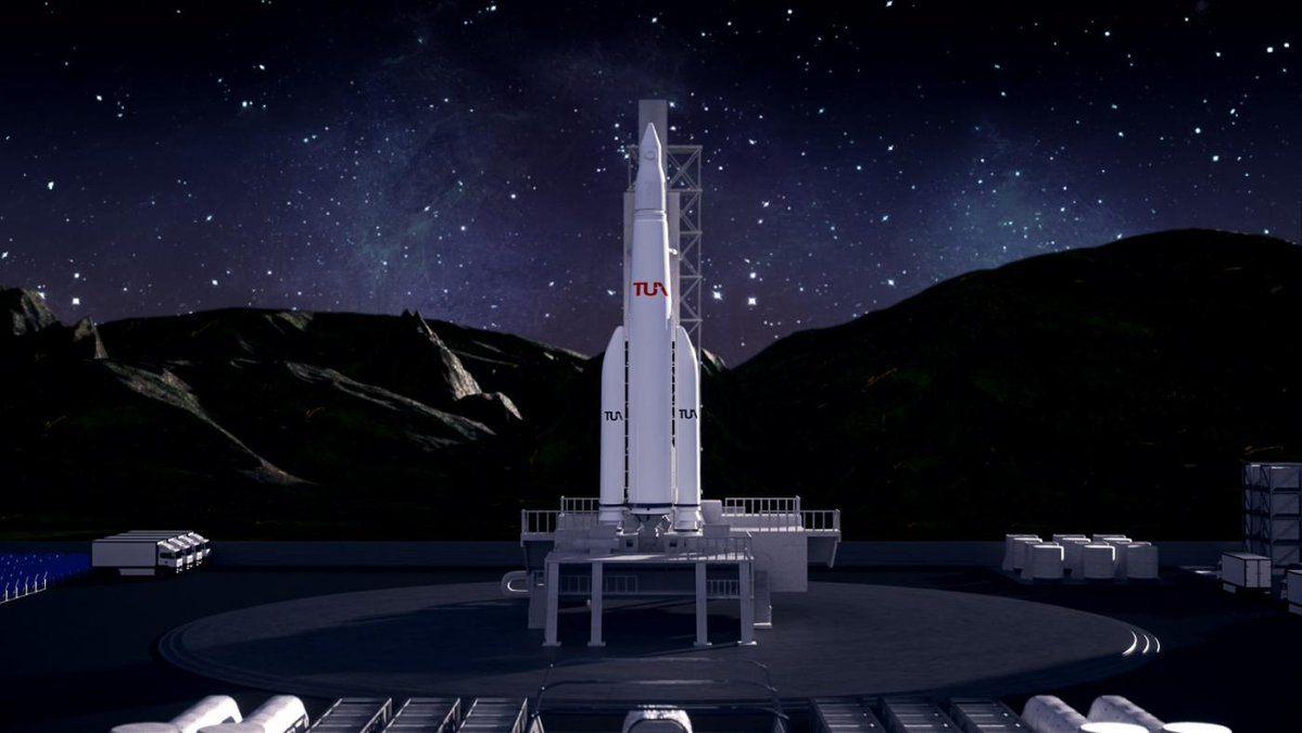 Türkiye Somali'de uzay üssü kuracak