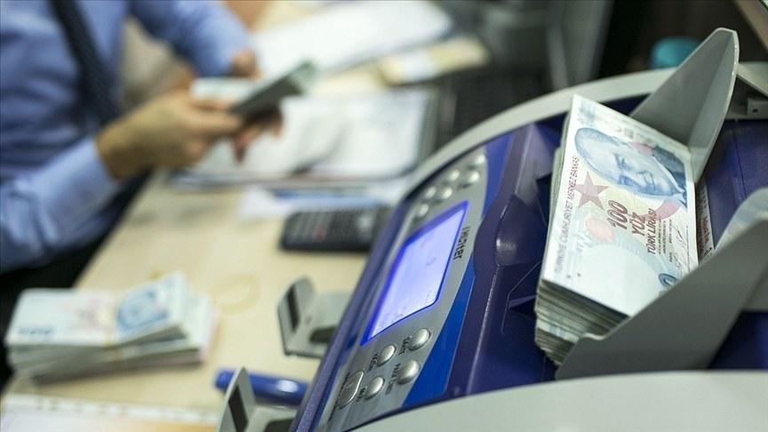 Bankacılık sektörü kredi hacmi geçen hafta 3 trilyon 502 milyar liraya geriledi