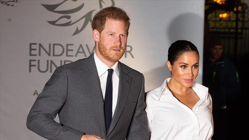 İngiltere'de Prens Harry ve eşi, Kraliyet'teki görevlerine dönmeyecek
