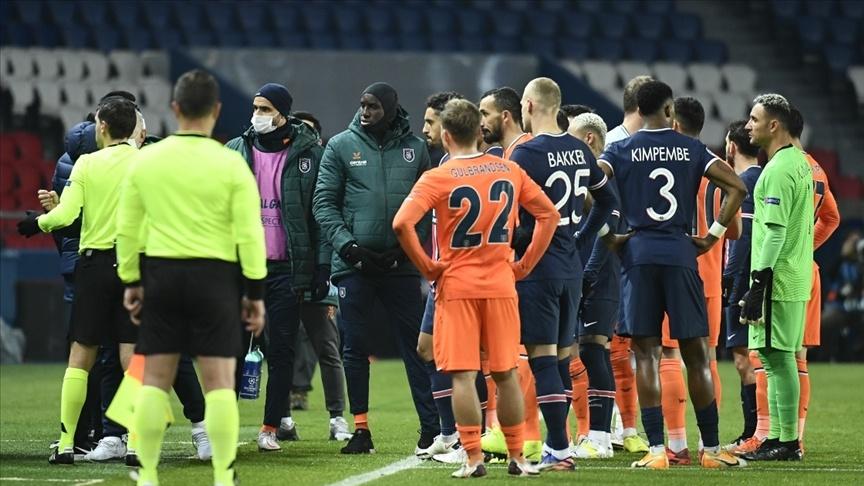 UEFA, PSG-Medipol Başakşehir maçının 2 hakemini yargılayacak